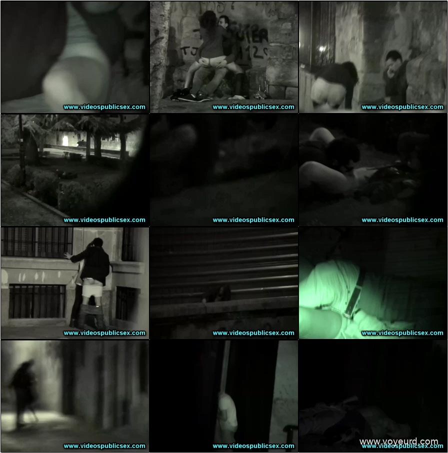 [Videospublic sex, Voyeurismopu blicsex] The Galician Night Watching