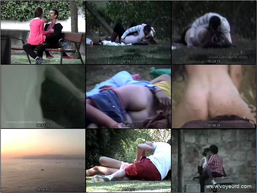 Fu10 Day Watching 22-24-25-27 [2015 , Voyeur, DVDRip]